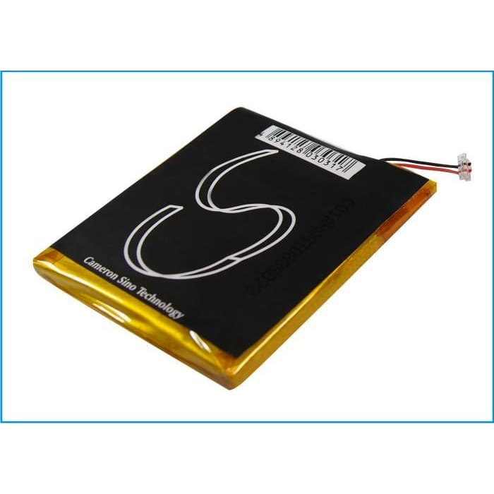 Premium Battery for Samsung Yp-cp3, Yp-cp3ab/xsh (4g), Yp-cp3ab/xsh (8g) 3.7V, 810mAh - 3.00Wh