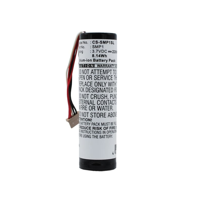 Premium Battery for Sony Hmp-a1 3.7V, 2200mAh - 8.14Wh