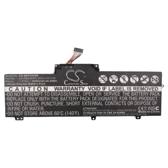 New Premium Notebook/Laptop Battery Replacements CS-SNP350NB
