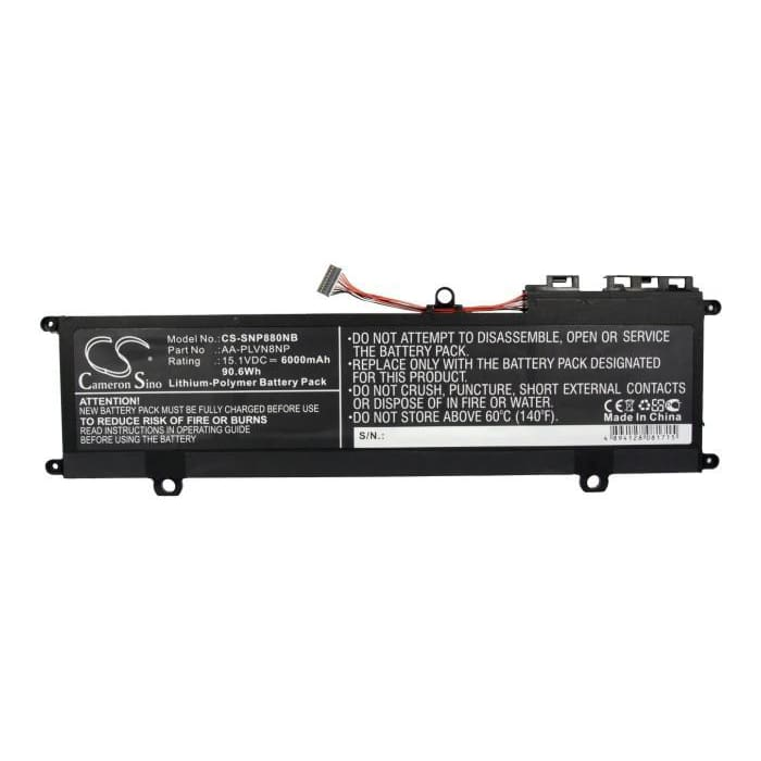 New Premium Notebook/Laptop Battery Replacements CS-SNP880NB
