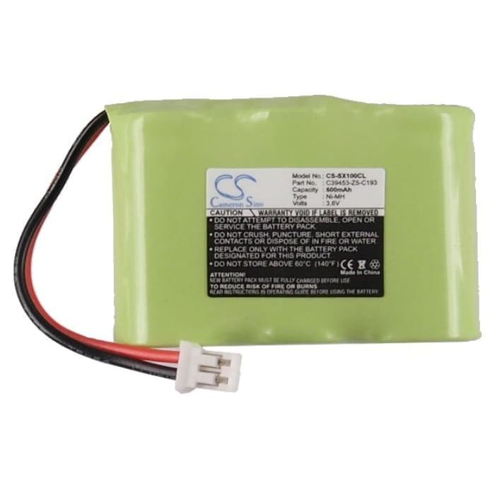 New Premium Cordless Phone Battery Replacements CS-SX100CL