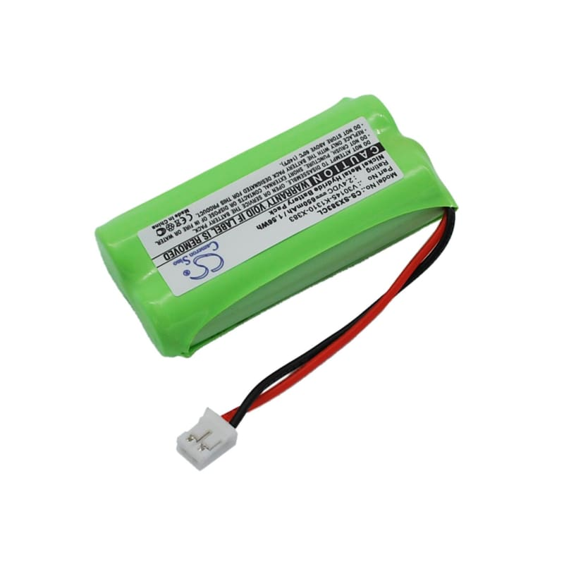 New Premium Cordless Phone Battery Replacements CS-SX383CL