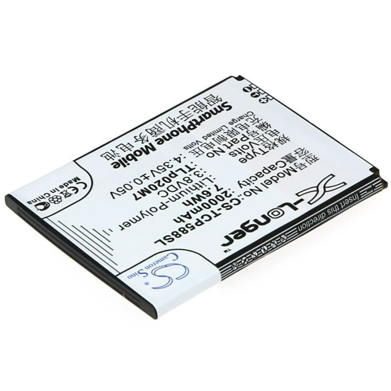New Premium Mobile/SmartPhone Battery Replacements CS-TCP588SL