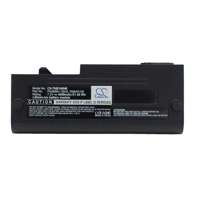 New Premium Notebook/Laptop Battery Replacements CS-TNB100NB
