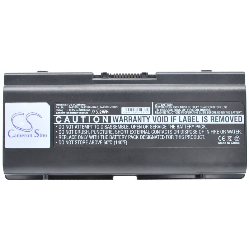 New Premium Notebook/Laptop Battery Replacements CS-TO2450NB