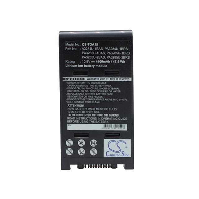 New Premium Notebook/Laptop Battery Replacements CS-TOA15