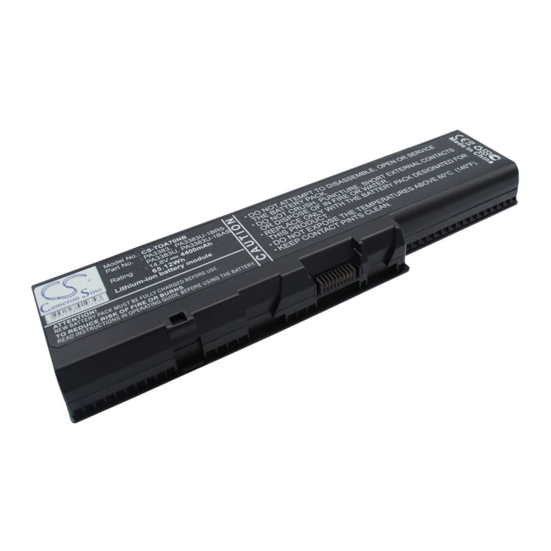 New Premium Notebook/Laptop Battery Replacements CS-TOA70NB