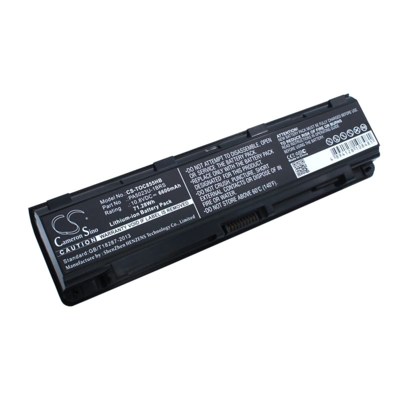New Premium Notebook/Laptop Battery Replacements CS-TOC855HB