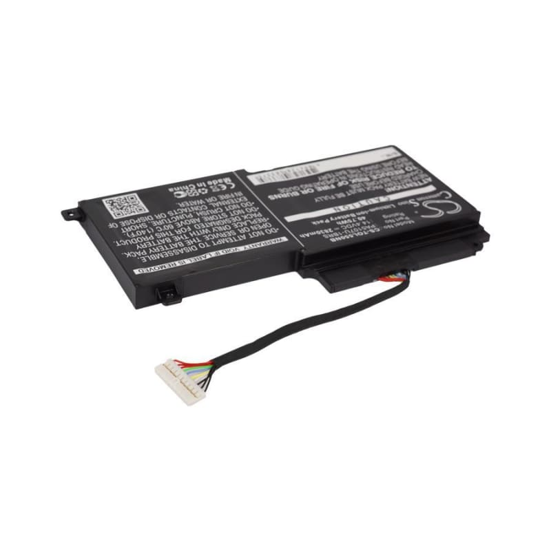 Premium Black Battery for Toshiba Satellite S55t, Satellite L55t, Satellite P55 14.4V, 2830mAh - 40.75Wh