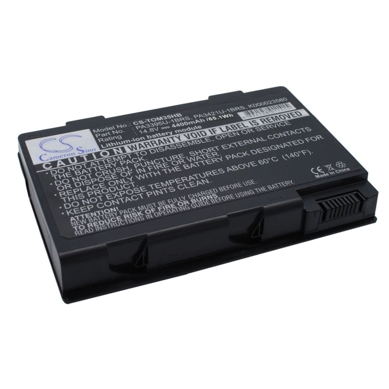 New Premium Notebook/Laptop Battery Replacements CS-TOM35HB