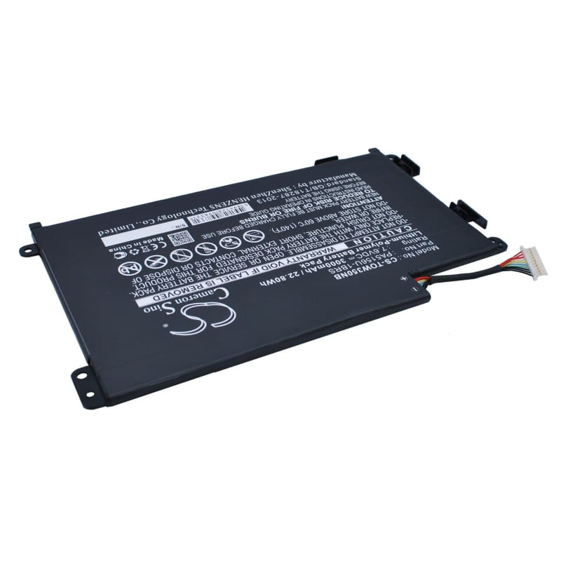 New Premium Notebook/Laptop Battery Replacements CS-TOW350NB