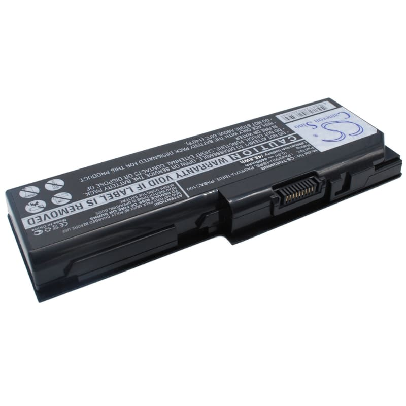New Premium Notebook/Laptop Battery Replacements CS-TOX200NB