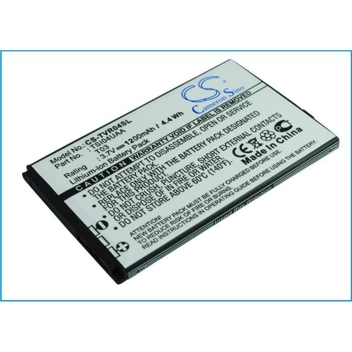 New Premium Mobile/SmartPhone Battery Replacements CS-TVR04SL