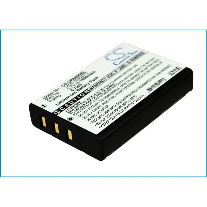 Premium Battery for Gicom Lk9150, Lk9100 3.7V, 1800mAh - 6.66Wh