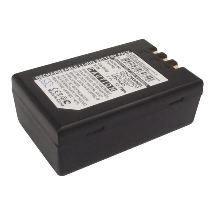 Premium Battery for Unitech Pa960, Pa962, Pa963 7.4V, 1850mAh - 13.69Wh
