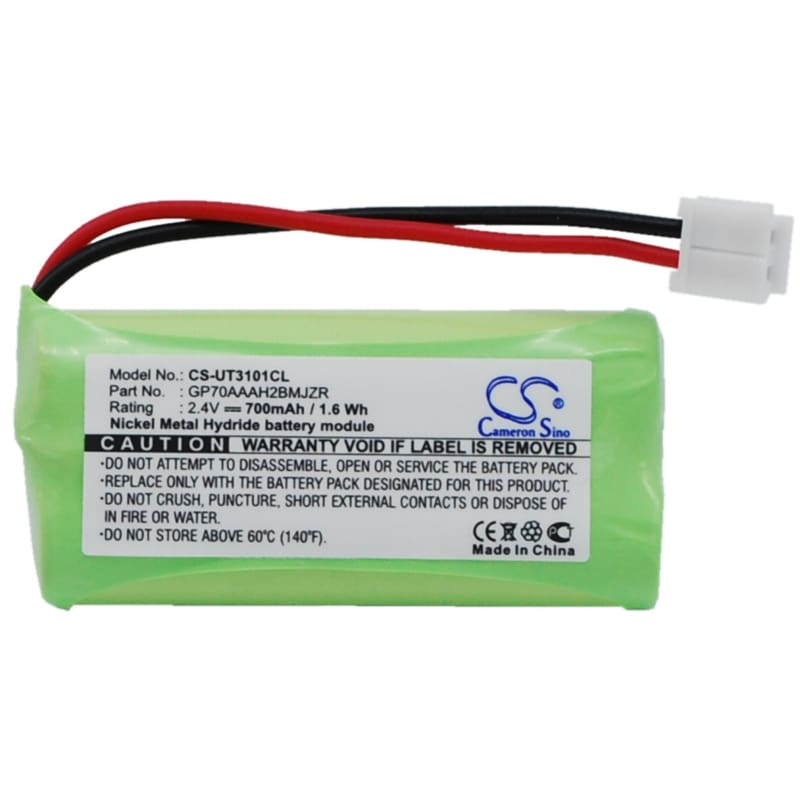New Premium Cordless Phone Battery Replacements CS-UT3101CL