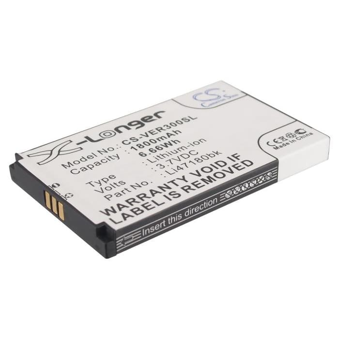 New Premium Mobile/SmartPhone Battery Replacements CS-VER300SL