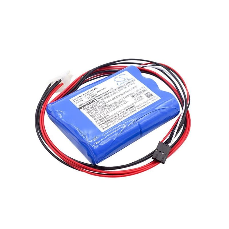 Premium Battery for Verifone, Sapphire Console 7.2V, 3000mAh - 21.60Wh