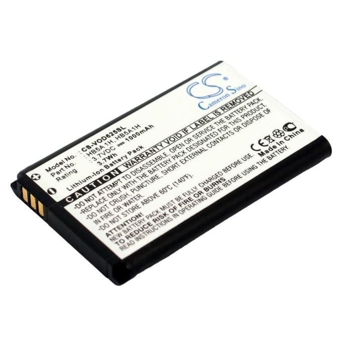 New Premium Mobile/SmartPhone Battery Replacements CS-VOD625SL