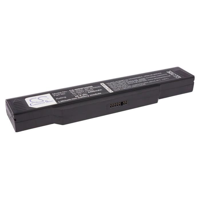 New Premium Notebook/Laptop Battery Replacements CS-WBW320NB