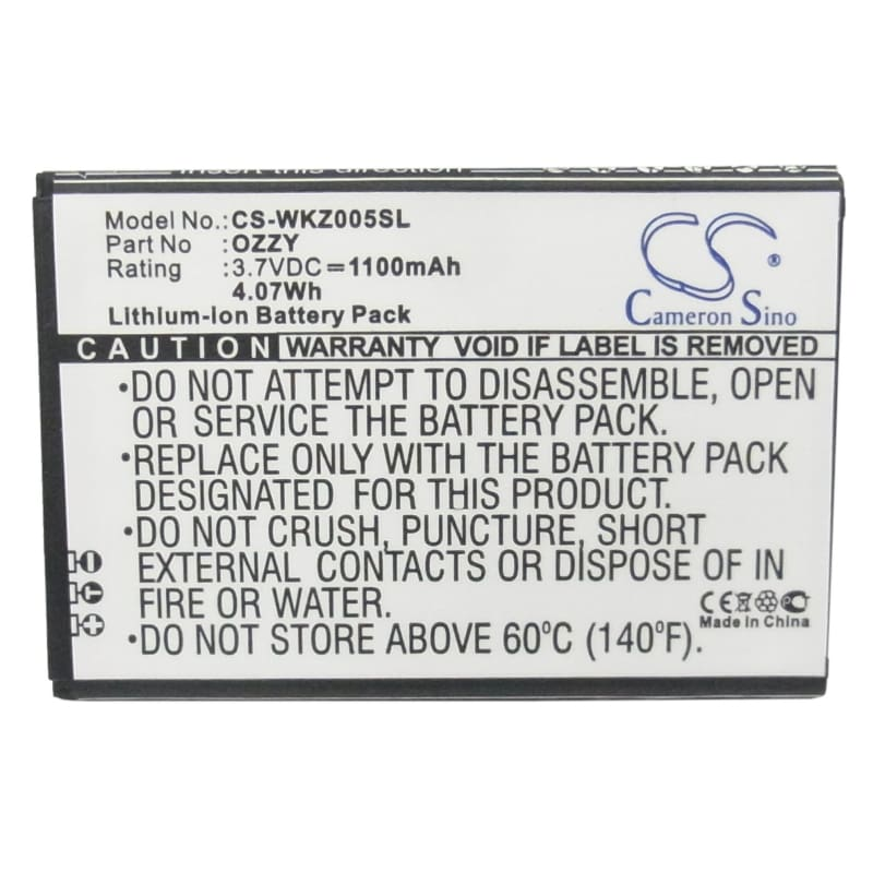 New Premium Mobile/SmartPhone Battery Replacements CS-WKZ005SL
