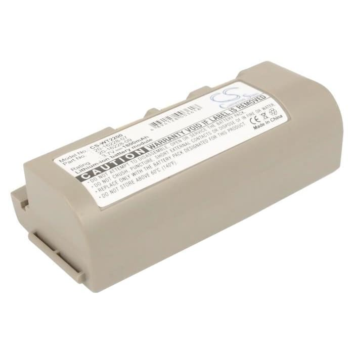 New Premium BarCode/Scanner Battery Replacements CS-WT2200