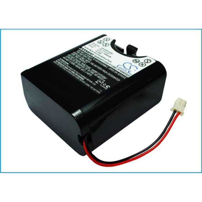 Premium Battery for Sony Xdr-ds12ip 9.6V, 1500mAh - 14.40Wh
