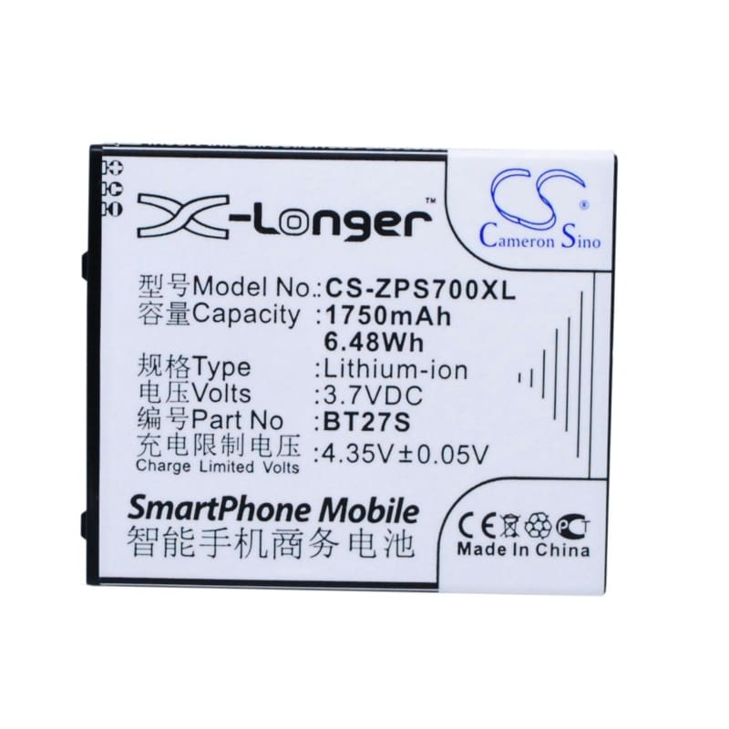 New Premium Mobile/SmartPhone Battery Replacements CS-ZPS700XL