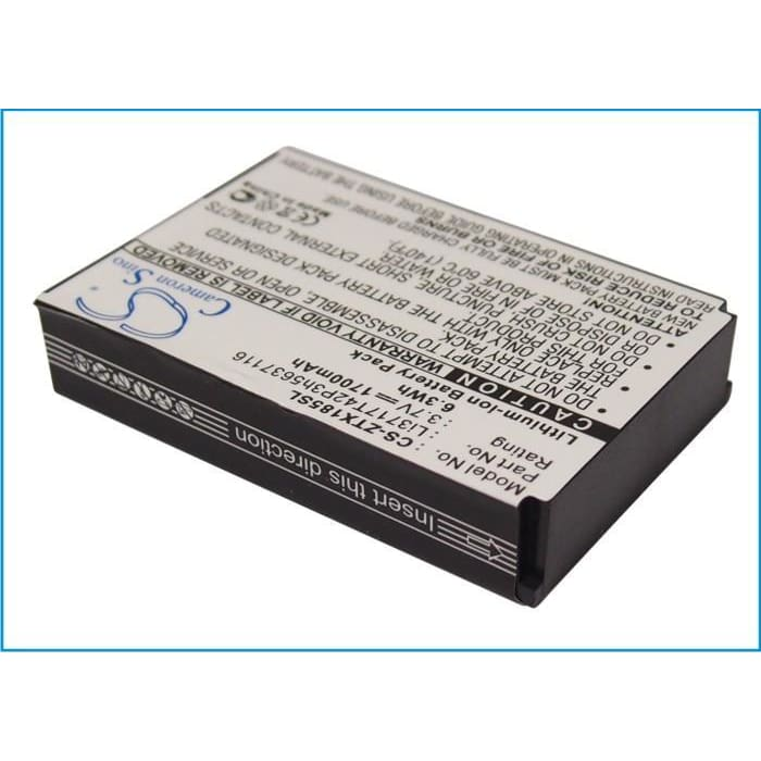 New Premium Mobile/SmartPhone Battery Replacements CS-ZTX185SL