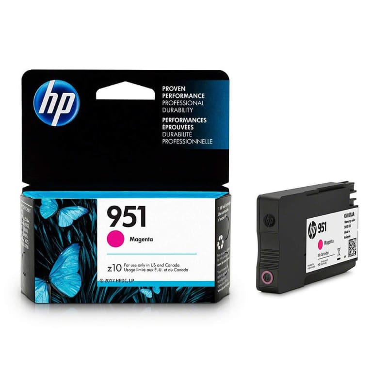 HP 951 CN051AN Original Magenta Ink Cartridge