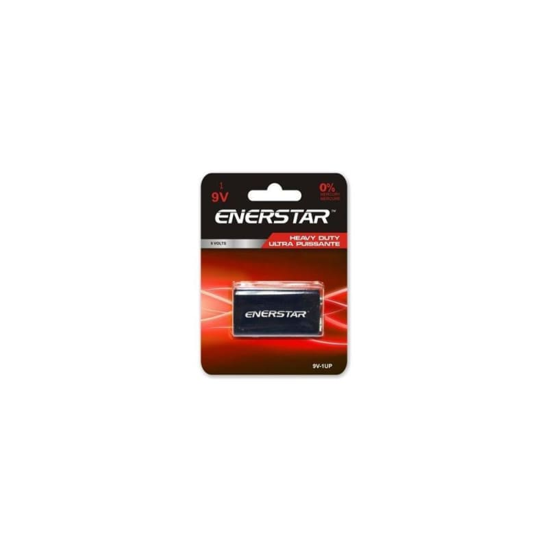 Enerstar 9V Ultra Power Battery 1/PACK