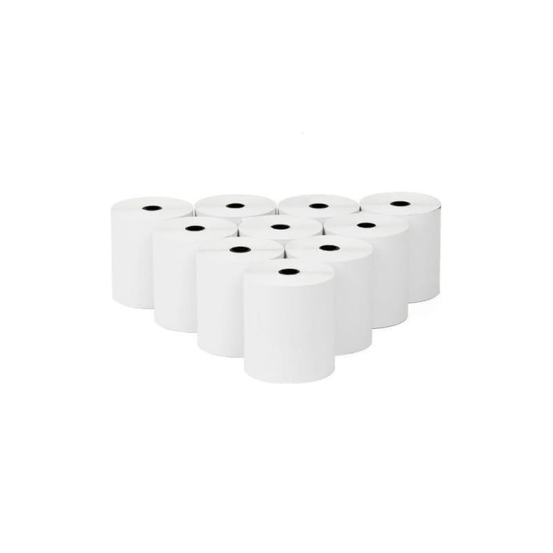 "Somy Thermal Paper Rolls, 3-1/8"" x 225', 10/Pack"