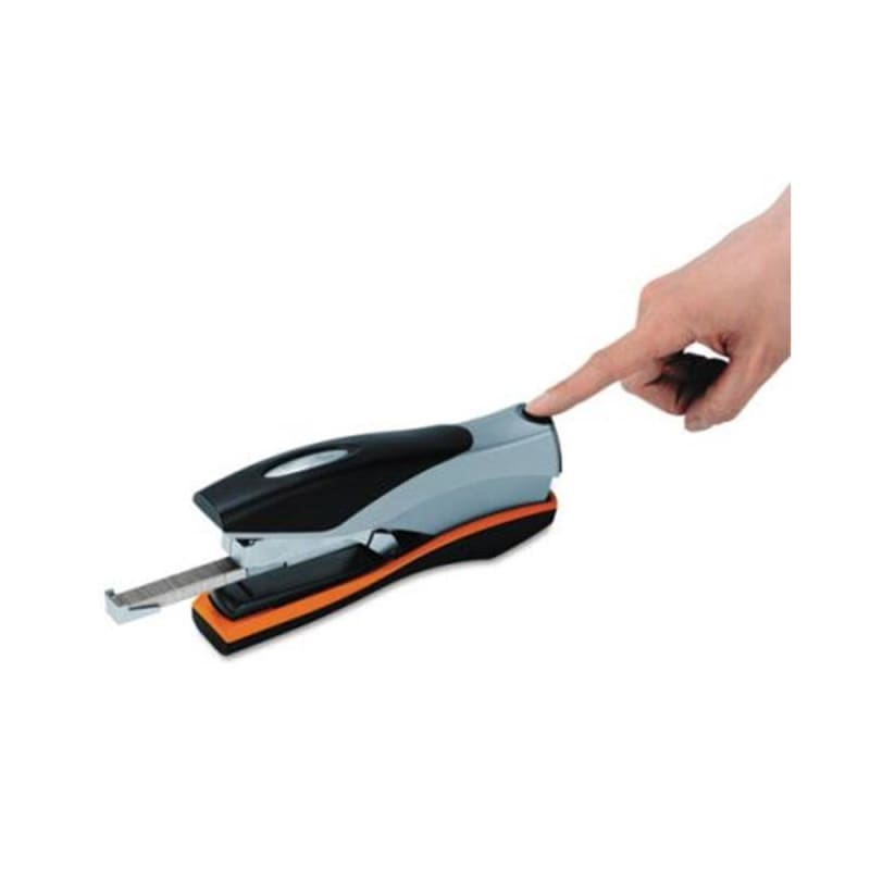 Swingline® Optima® Desk Staplers Orange Silver Black - 40 Sheet Capacity 789149