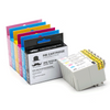 Compatible Epson 79 Ink Cartridges Combo High yield B/C/M/Y/LC/LM - Moustache®