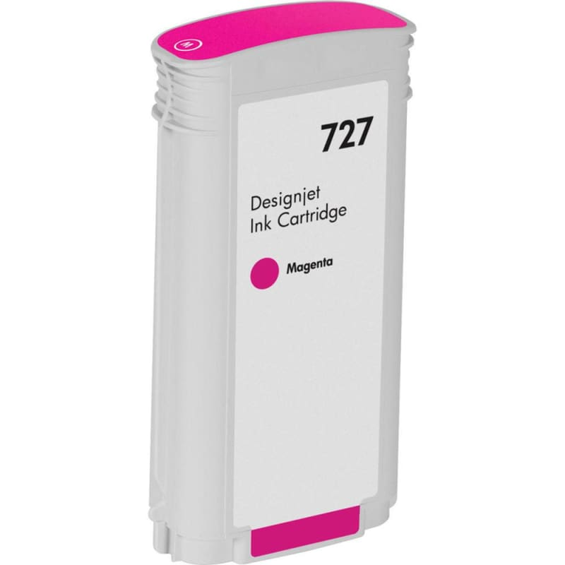 Compatible HP 727 B3P20A  Magenta Ink Cartridge High Yield 130ml