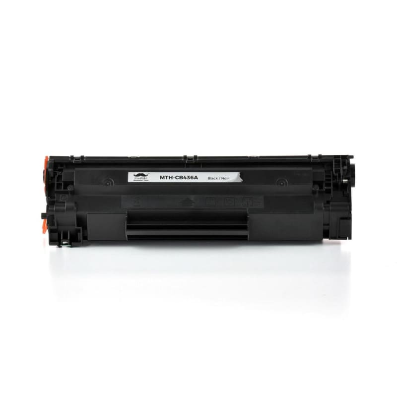 Compatible HP 36A CB436A Black Toner Cartridge - Moustache® For P1505 Series and M1522 Series