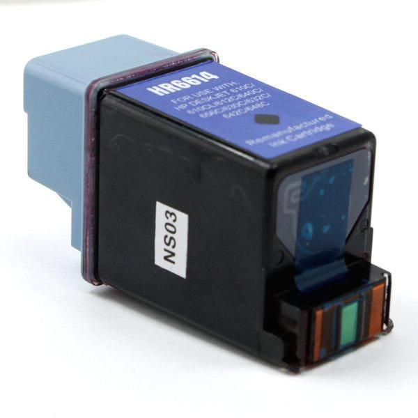 Remanufactured HP 20 C6614DN Black Ink Cartridge