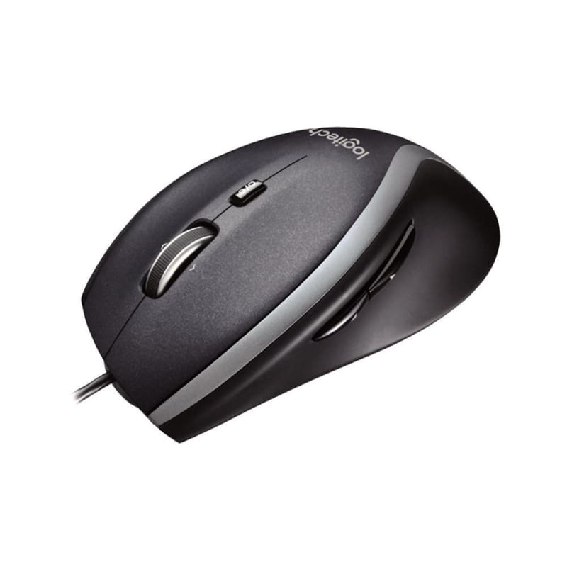 Logitech® M500 USB Corded Mouse with Hyper-Fast Scroll