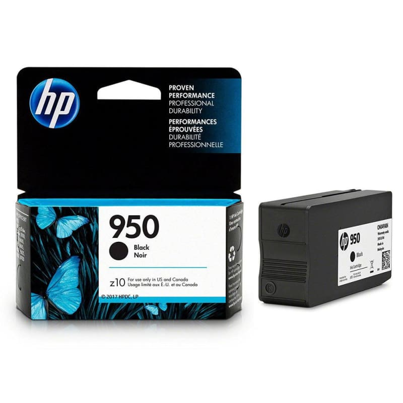 HP 950 CN049AN Original Black Ink Cartridge