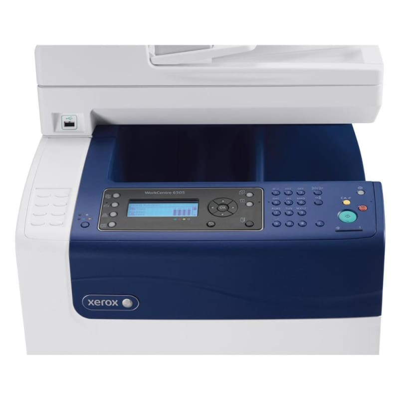 Xerox WorkCentre 6505/DN All-In-One Color Laser Printer (WorkCentre 6505)