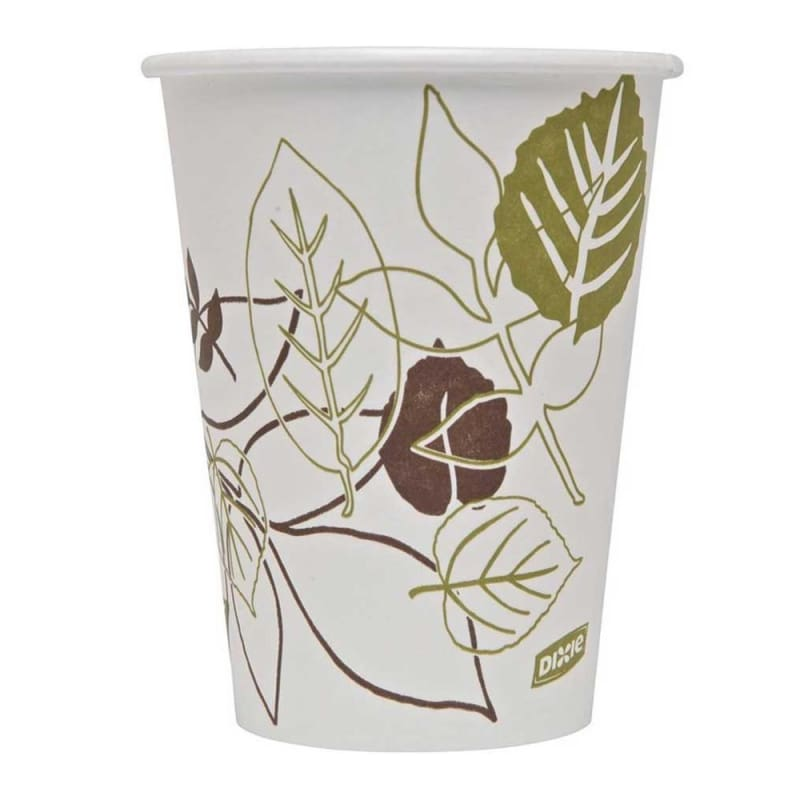 Dixie® Eco-Forward® Hot Drink Cups, 50/Pack