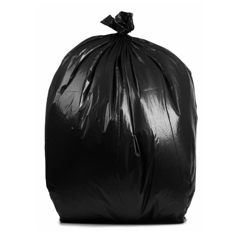 Veritiv 100% Recycled LLDPE OXO-Biodegradable Garbage Bags
