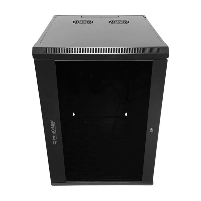 12U Wall-Mounted Network Server Data Cabinet PrimeCables®