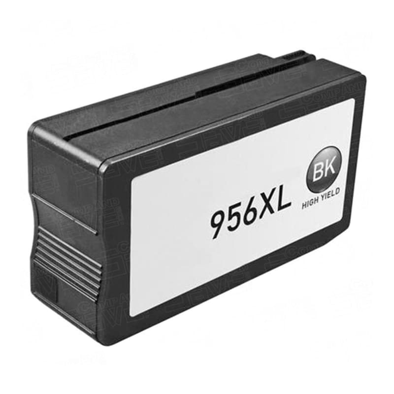 Remanufactured HP 956XL L0R39AN Black Ink Cartridge High Yield