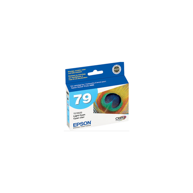 Epson T079520 Original Light Cyan Ink Cartridge