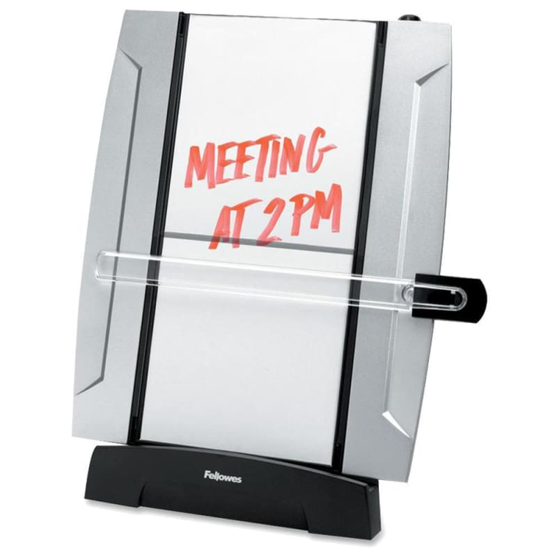 Fellowes® Office Suites™ Desktop Copyholder with Memo Board 727396