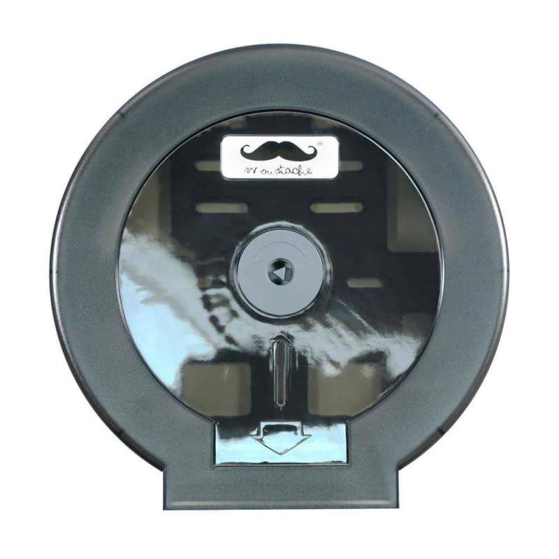 Toilet Paper Plastic Dispenser Wall Mounted - Moustache®