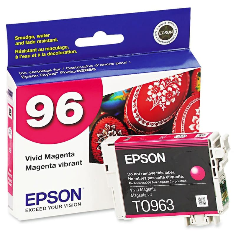 Epson T096320 Original Magenta Ink Cartridge