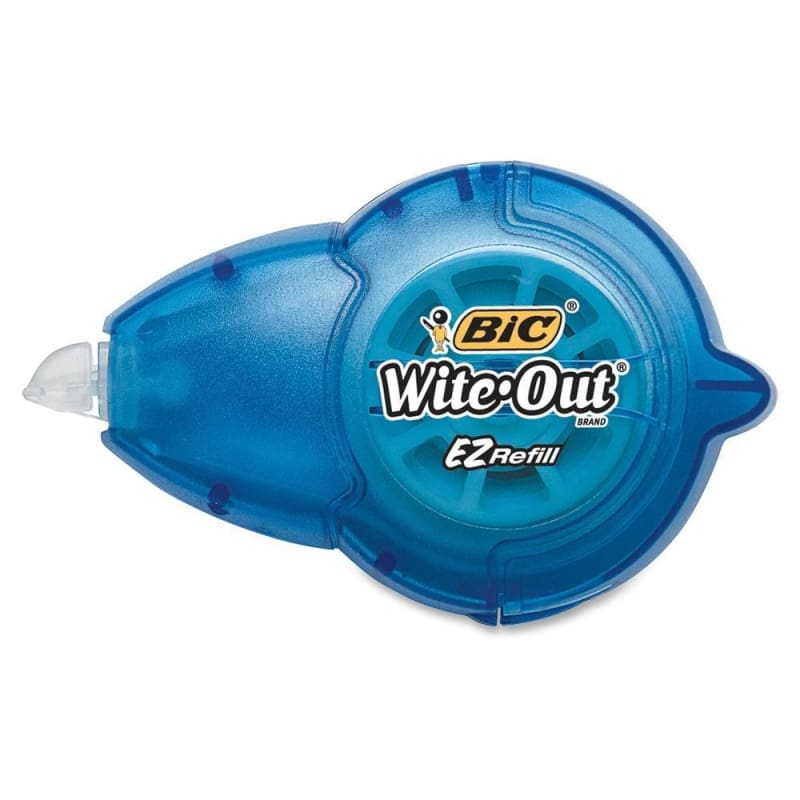 BiC Wite-Out® EZ-Refill Correction Tape (WOTRP11) 135590