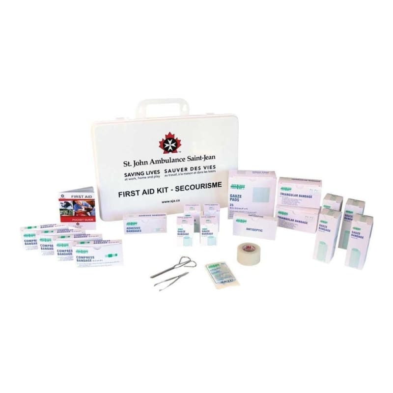 St.John Ambulance First Aid Kits and Refills